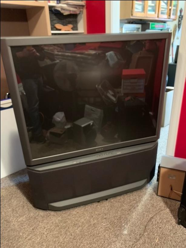 FREE: 51 inch SONY TV (MUST PICK UP)