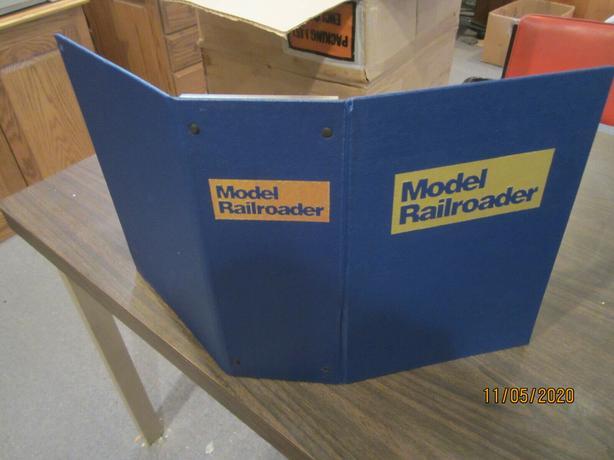 FREE: Railroader Magazine Hard Binders [Royal Oak]