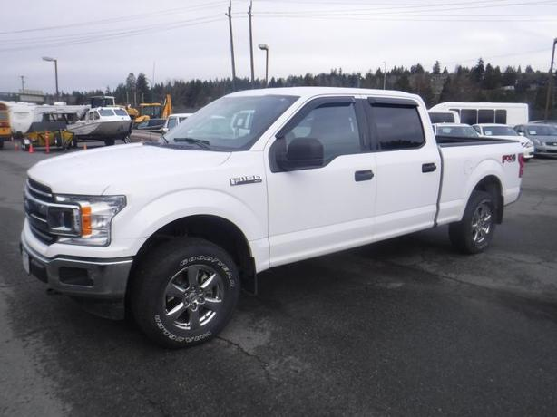 2018 Ford F-150 XLT SuperCrew 6.5-ft. Bed 4WD