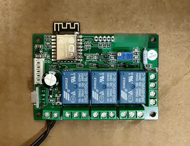 Wifi Network Rotator Controller