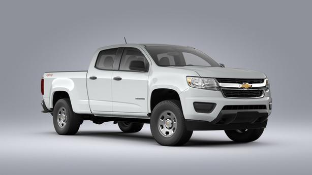 Used 2020 Chevrolet Colorado 4WD Work Truck