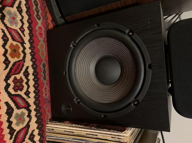 12 inch powered theator sunwoofer