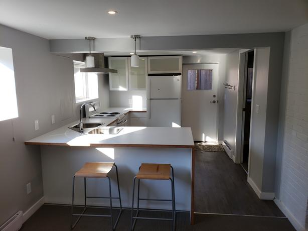 Modern 1 Bed Suite in Fairfield