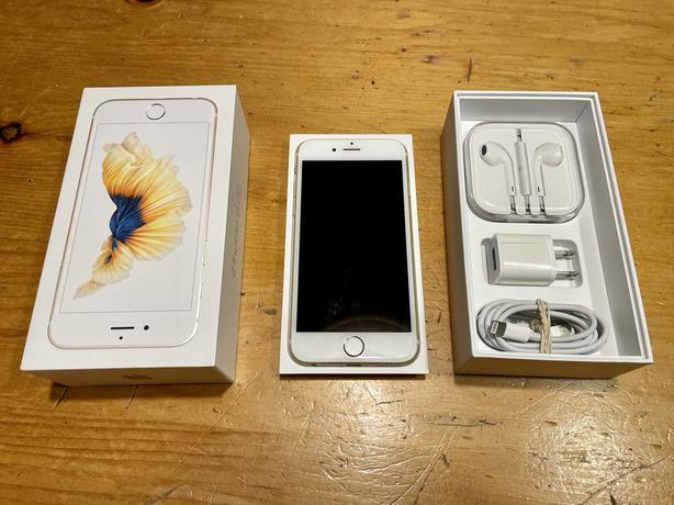 IPhone 6S 128gb Unlocked Rose Gold