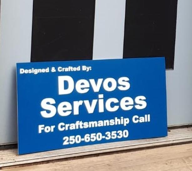 Devos Services - Restoration Specialist and Renovation Contractor