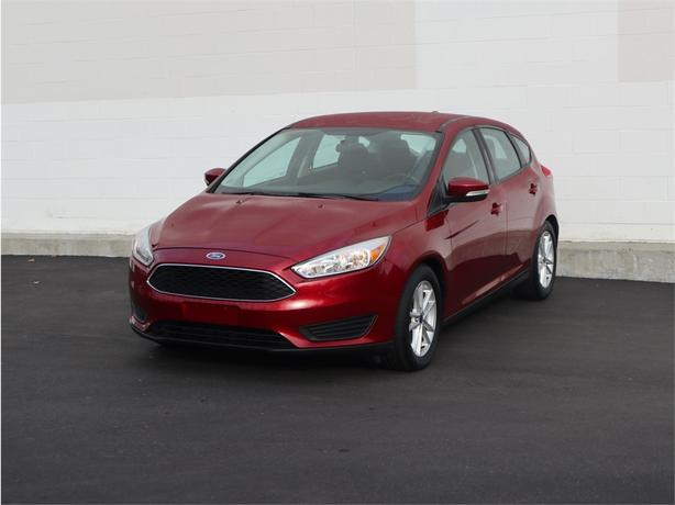 2016 FORD FOCUS SE 2.0L 4 Cylinder, FWD, Automatic - LOT'S OF OPTIONS!