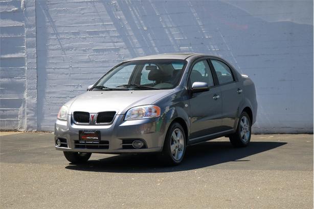 2008 Pontiac Wave LT