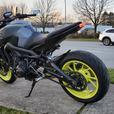 2016 Yamaha FZ09