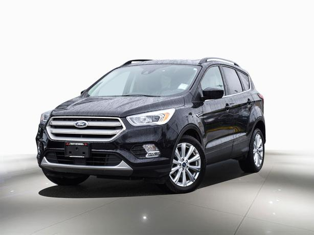 2019 Ford Escape SEL - 1000 Airmiles on used vehicle FWD