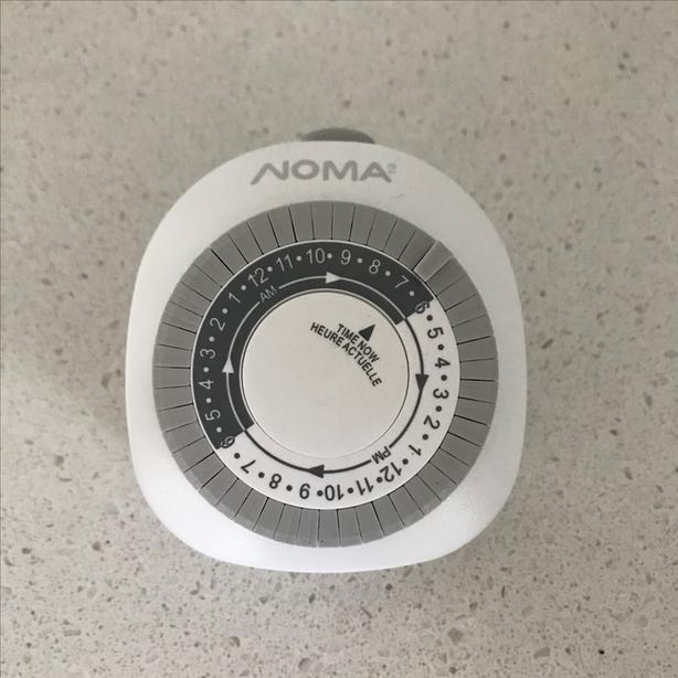 NOMA Indoor Vacation Security Timer