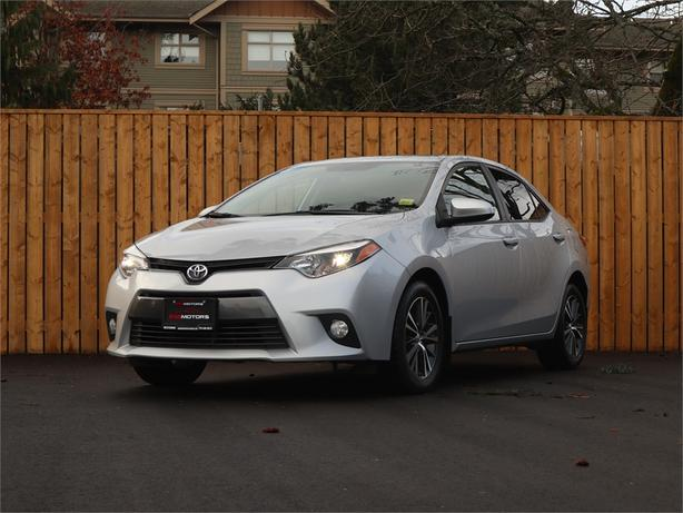 2016 Toyota Corolla  1.8L 4 Cylinder, FWD, Automatic - HEATED SEATS!