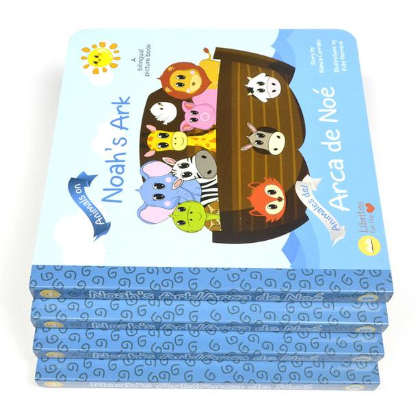 Colorful Children Book Printing In China With Reasonable Price