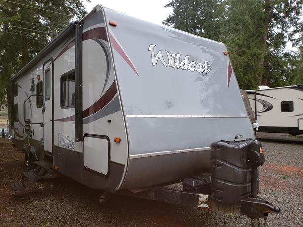 2013 Wildcat 26BHS STK# 21N2411A