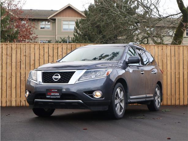 2013 Nissan Pathfinder SL 3.5L V6, AWD, Automatic - LOT'S OF OPTIONS!