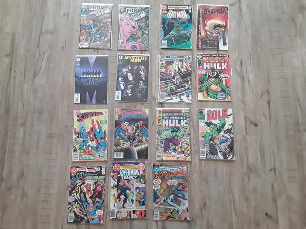 """Estate Asset Auction """"Comic Books"""""""