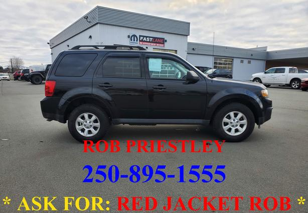 2011 MAZDA TRIBUTE GX * ask for RED JACKET ROB *