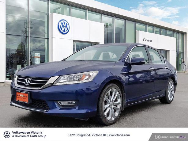 2013 Honda Accord Sedan V6 Touring