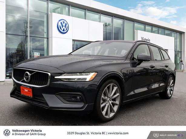 2019 Volvo V60 T6 AWD Momentum AWD