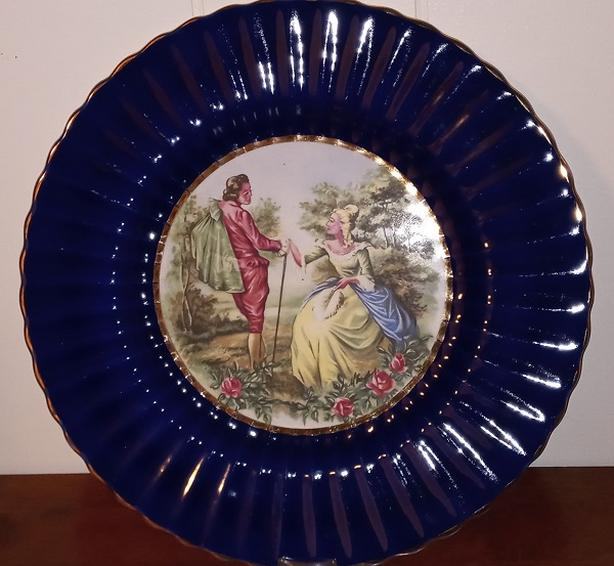 Decorative Plate by Wade England