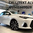 2017 Toyota Corolla SE   NO ACCIDENTS   ONE OWNER