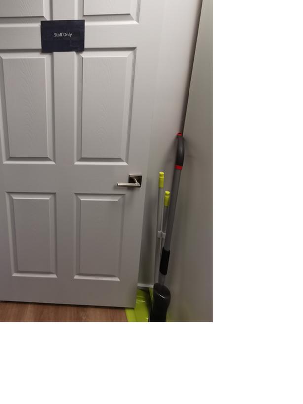 Interior 6 panel Door