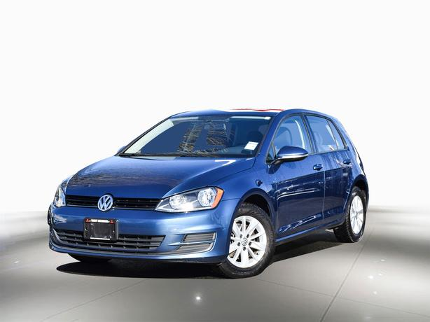 2017 Volkswagen Golf FWD