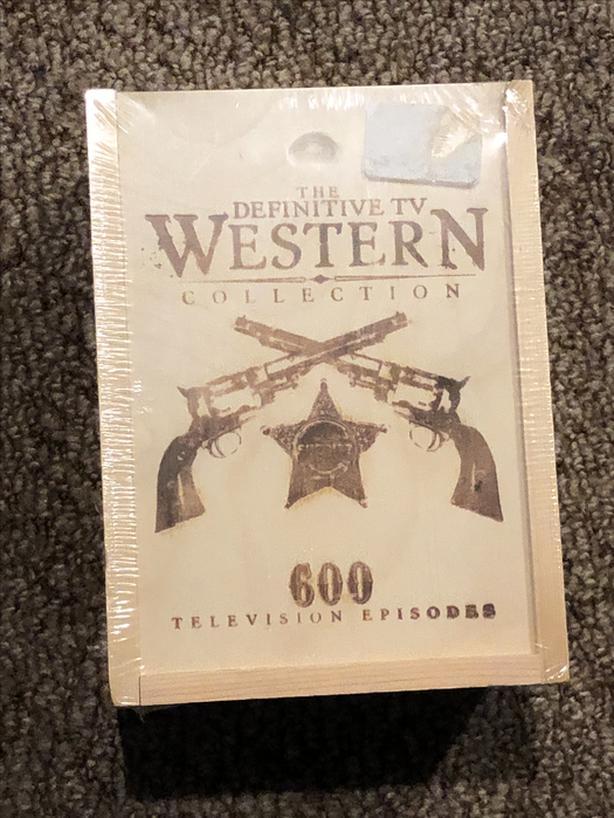 DVD westerns