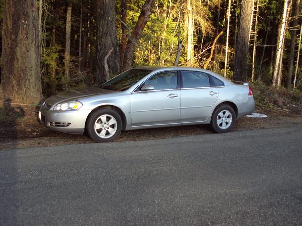 -Comfy Ride! Great for Winter! 2007 Chevy Impala, V6, Auto, Snow Tires!