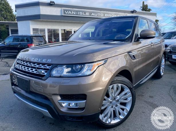 2016 Land Rover Range Rover Sport 4WD 4dr Td6 HSE Diesel Self-Parking