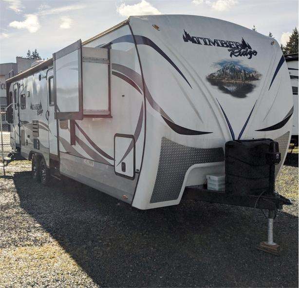2015 Outdoors RV Timber Ridge 270DSLR