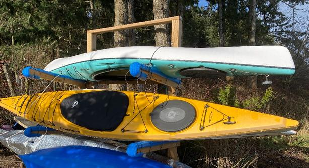 Current Design Vision 140 Kayaks