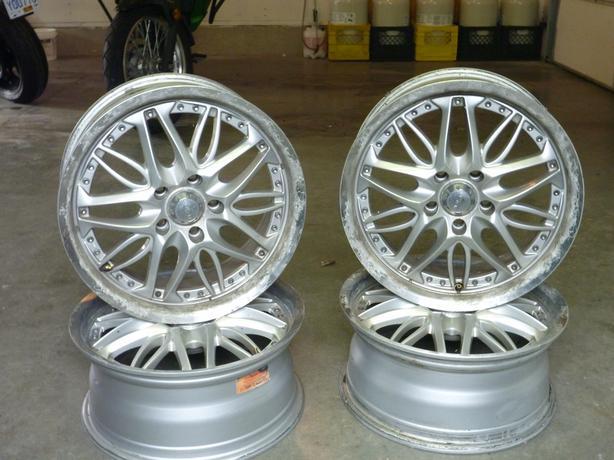 Menzari Aluminum wheels