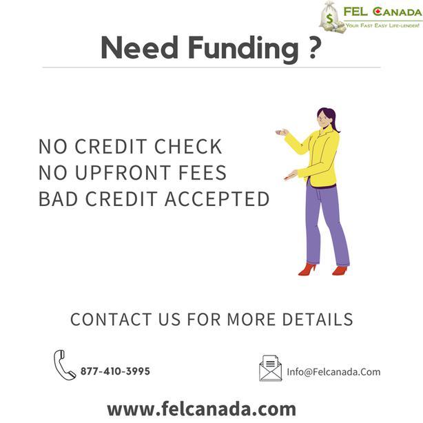 Bad Credit personal loans Calgary
