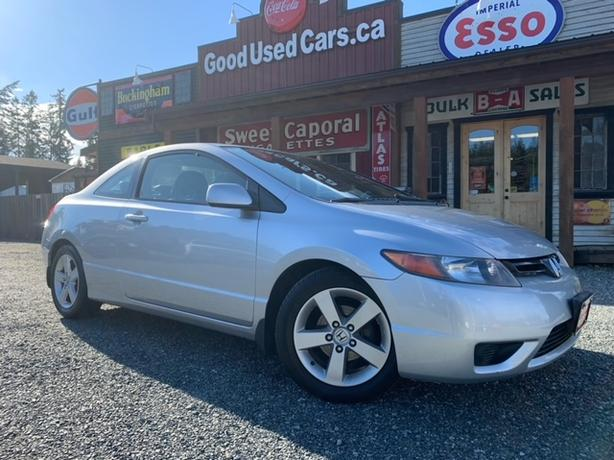 2007 Honda Civic EX-L Coupe *** Only 139255 Kms ***