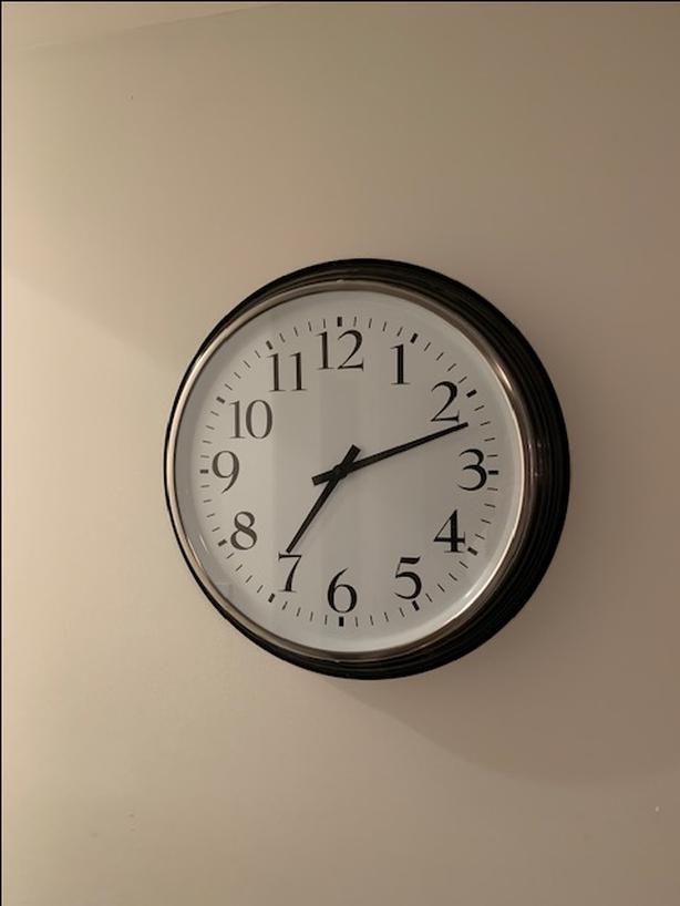 Bravur Wall Clock (Ikea)