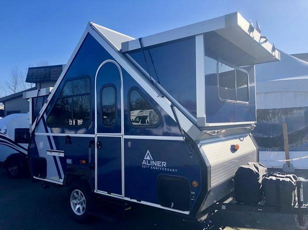 2020 COLUMBIA NORTHWEST Aliner Camper 35th Anniversary Edition