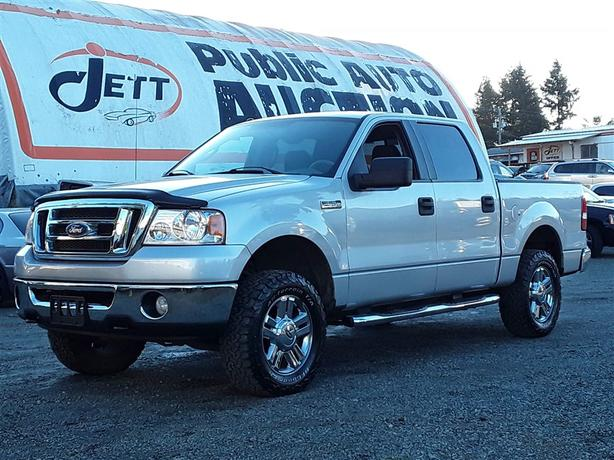 "2008 FORD F150 SUPERCREW 4X4 """" ONLINE AUCTION """""
