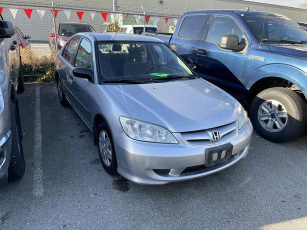 2005 Honda Civic FWD