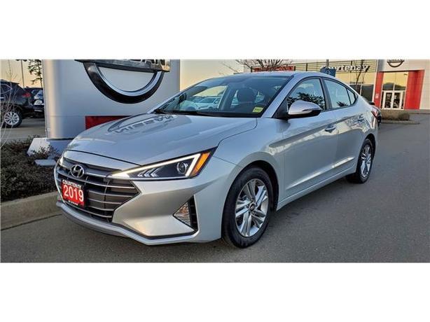 2019 Hyundai Elantra Preferred w/Sun & Safety Package (A6) 4dr Sedan