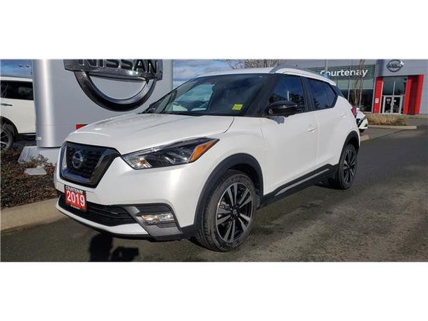 2019 Nissan Kicks SR (CVT) 4dr Front-wheel Drive