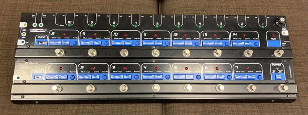 GigRig Pro 14 Guitar Pedal Switching System