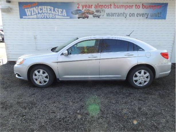 2012 Chrysler 200 TOURING ADDITION 2YEAR ALMOST BUMPER TO BUMPER