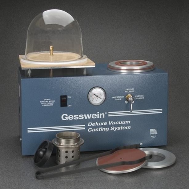 WANTED: Quality Lost-wax Jewelry Vacuum Casting Equipment