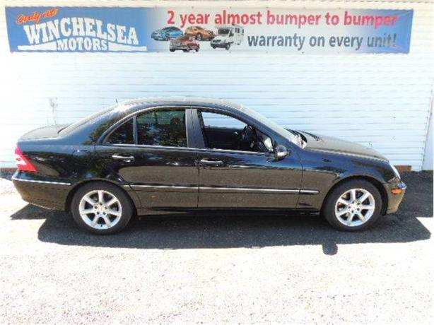 2006 Mercedes-Benz C280 2YEAR ALMOST BUMPER TO BUMPER WARRANTY I