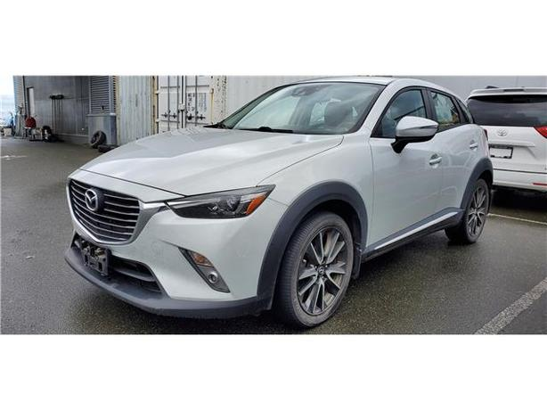 2016 Mazda CX-3 GT 4dr All-wheel Drive Sport Utility