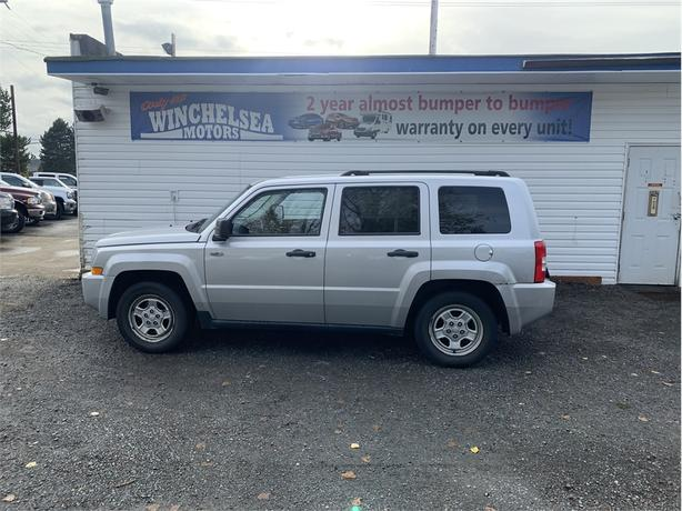 2009 Jeep Patriot 4WD 4dr North
