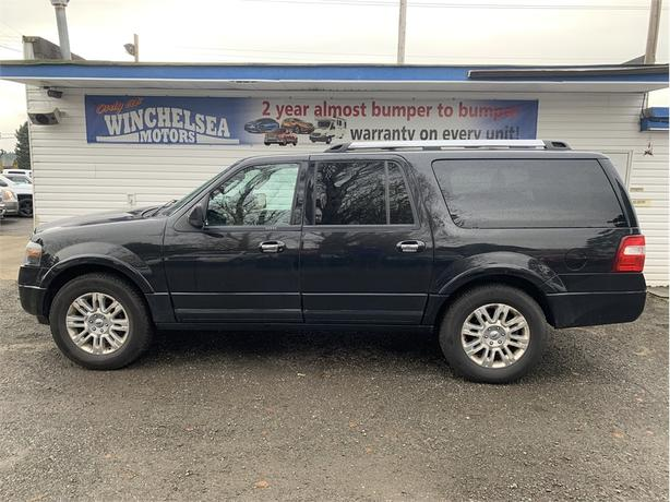2011 Ford Expedition Max 4WD 4dr Limited