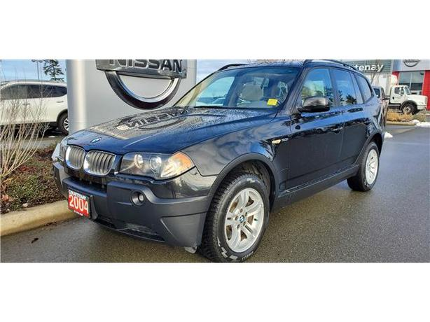 2004 BMW X3 3.0i 4dr All-wheel Drive
