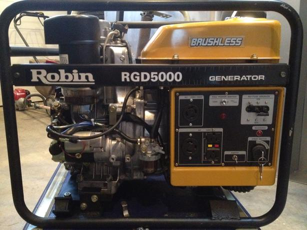 New ( unused ) Diesel Generator