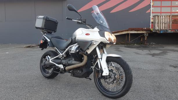 2011 Moto Guzzi STELVIO 1200 ABS